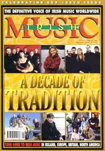 irish music magazine september 2004